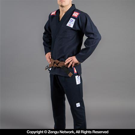 Scramble Athlete Navy BJJ Gi